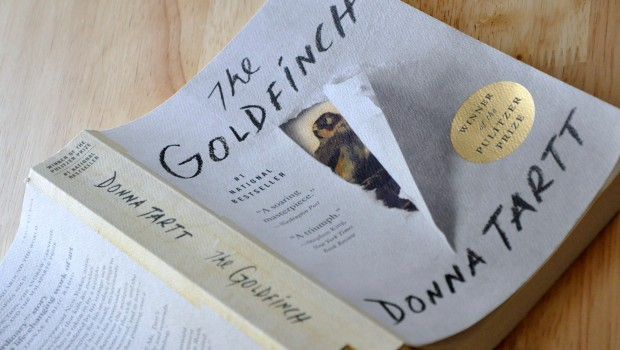 Her Name is Tartt, Her Work is Sweet, A Book Review of The Goldfinch by Donna Tartt